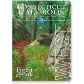 Connecticut Walk Book West - 19th Edition