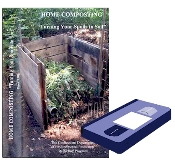 Home Composting - Turning Your Spoils to Soils (VHS)
